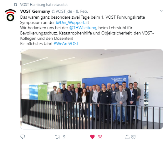 Die Zahl der Virtual Operations Support Teams in Deutschland wächst.
